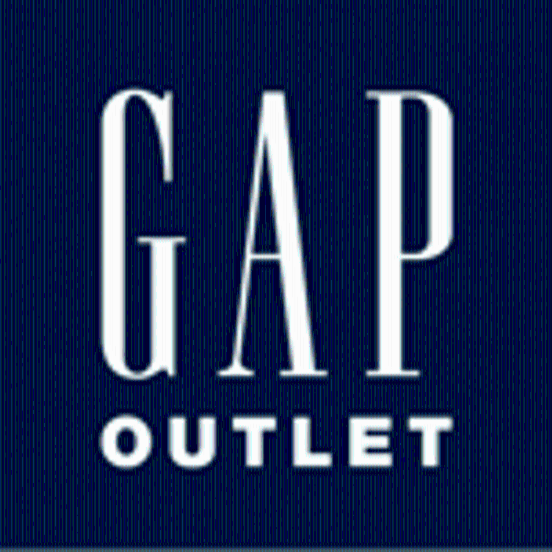 Gap Outlet Coupons & Promo Codes